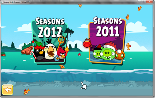 Free Download Angry Birds Seasons v2.4.1 PC Game