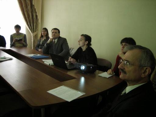 25 березня, у вівторок, відбулося щомісячне засідання наукового семінару «Перехресні стежки»