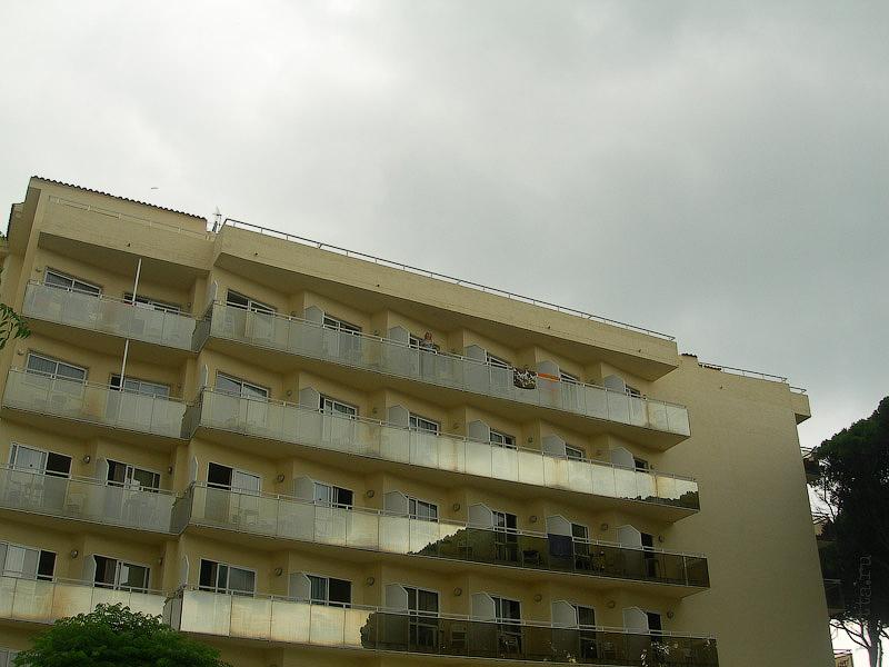 Hotel Terramarina (ex. Carabela Roc). La Pineda. Costa Dorada. Spain.