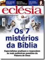 Capa da revista Eclésia nº 140