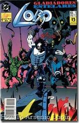 P00001 - Lobo - Gladiadores Estelares #1 (de 4)