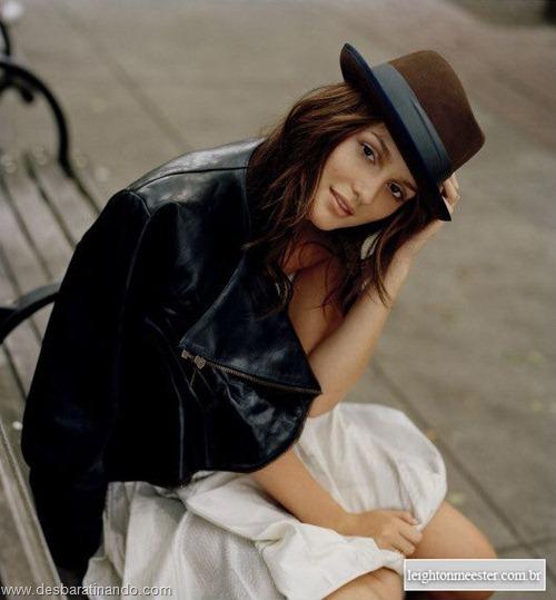 Leighton meester blair gossip girl garota do blog linda sensual desbaratinando  (239)