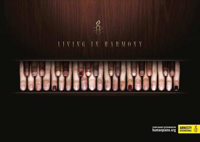 Human piano