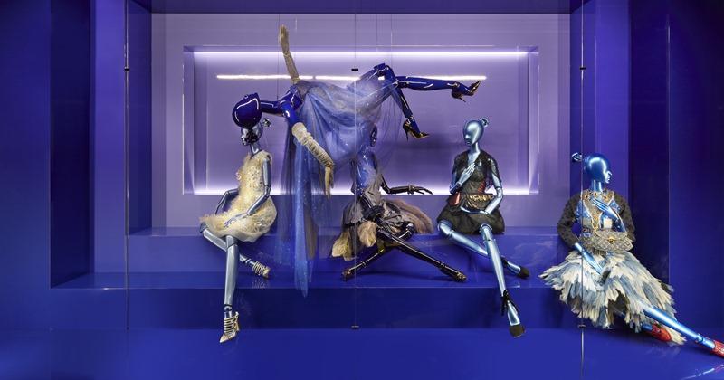 Blue Vuitton