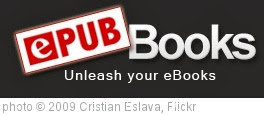 'epub ebooks img' photo (c) 2009, Cristian Eslava - license: http://creativecommons.org/licenses/by-sa/2.0/