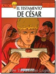 Alix 29 - El testamento de Cesar