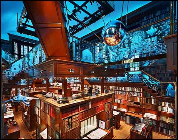 Bibliothèque privée de Jay Walker -1