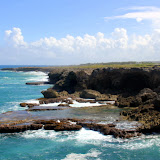 North Point As The Waves Roll In - Bridgetown, Barbados