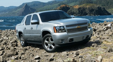 2013 Chevrolet Black Diamond Avalanche