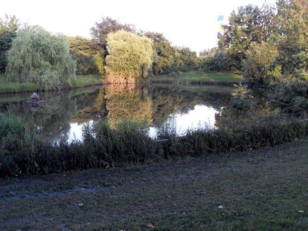 den sunkne sø