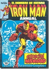 P00063 - El Invencible Iron Man - 169 #170