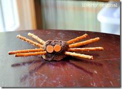 Brownie Spider