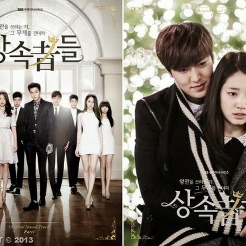 Download OST The Heirs (Best Korean Drama 2013)