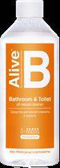 Alive B Препарат за банята и тоалетната, 500ml