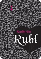 Rubí, de Kerstin Gier