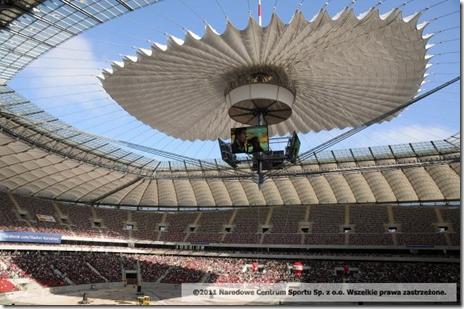 stadionul national -varsovia - euro 2012
