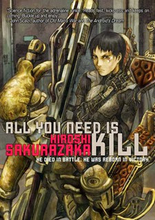 All you need is kill portada
