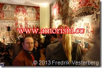 DSC07028 (1) Amoristerna på Kulturnatt Stockholm Frankrikes ambassad med amorism