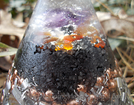 Details of SuperiorLifeEnergy Orgonite Cone