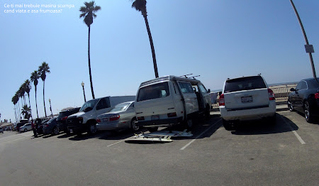 Obiective turistice SUA: Huntington Beach