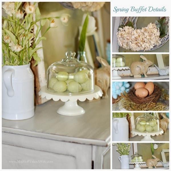 Spring Buffet Details