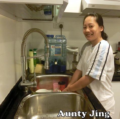 Aunty Jing