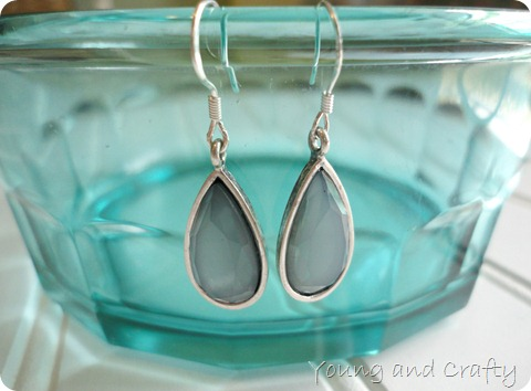 Teardrop Earrings 2