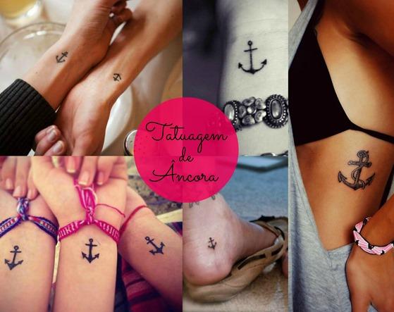 tattoo ancora nana