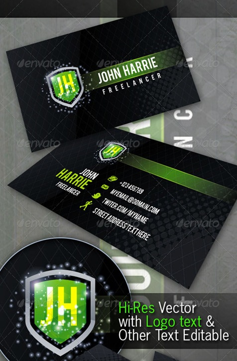 Freelancer-Creative-Business-Card