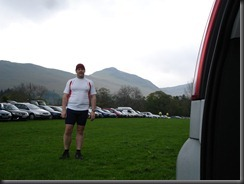 CatBells, the last descent in the background