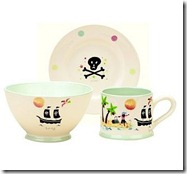 Pirate Pottery Set