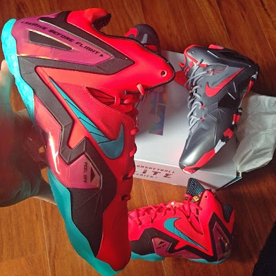 nike lebron 11 xx ps elite series pack 3 02 LeBron XI Elite Drops the P.S. Title, Comes in New White Box
