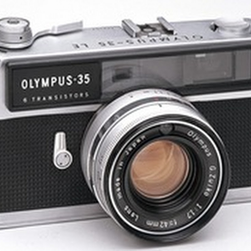 [連動測距相機] Olympus 35 LC.1967