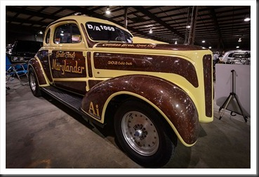 Gordy Ford's 1937 Chevy