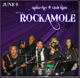 Rockamole @ Club Tam 06-09-12