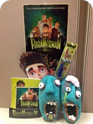 PARANORMAN 2nd prize