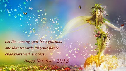 Happy New Year Greetings 2015 2