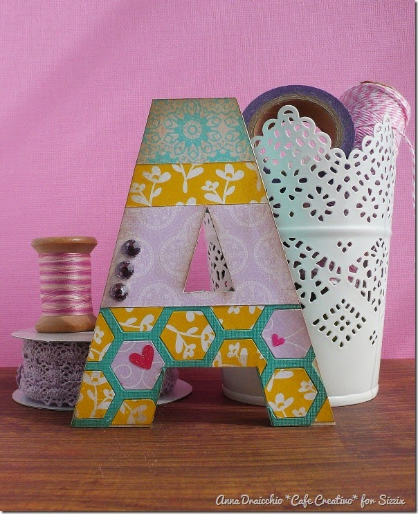Anna Draicchio - sizzix big shot - home decor - notes tag (3)