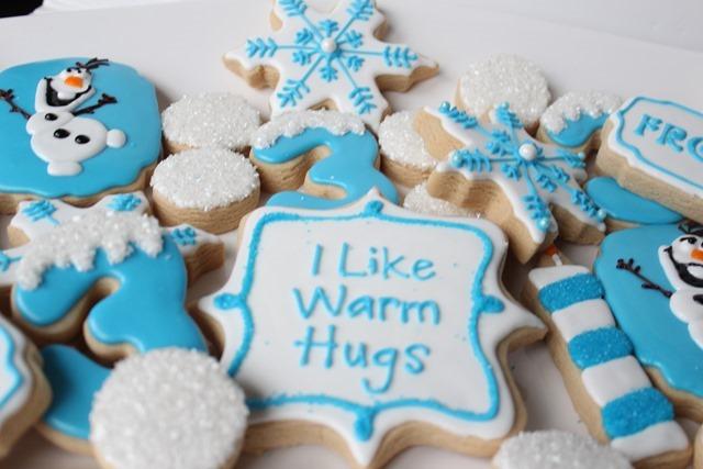 Frozen Cookies 114