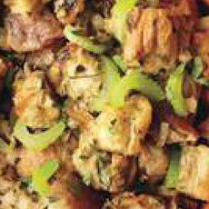 Oyster Stuffing with Fresh Herbs