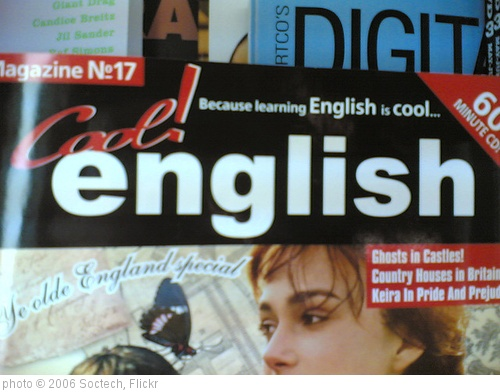 'English learning magazine in Germany' photo (c) 2006, Soctech - license: http://creativecommons.org/licenses/by/2.0/