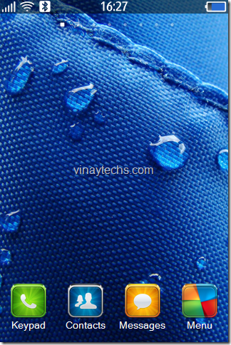 samsung wave themes M or Y