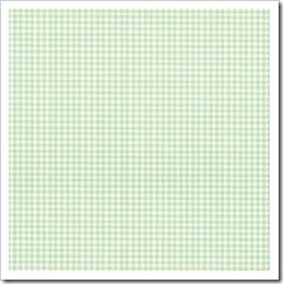 Linha Basic - Quadriculada Dupla (Verde Claro)