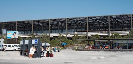 مطار دالامان تركيا