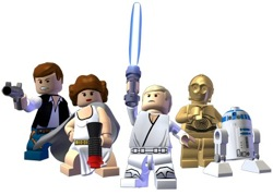 Lego star wars chr1