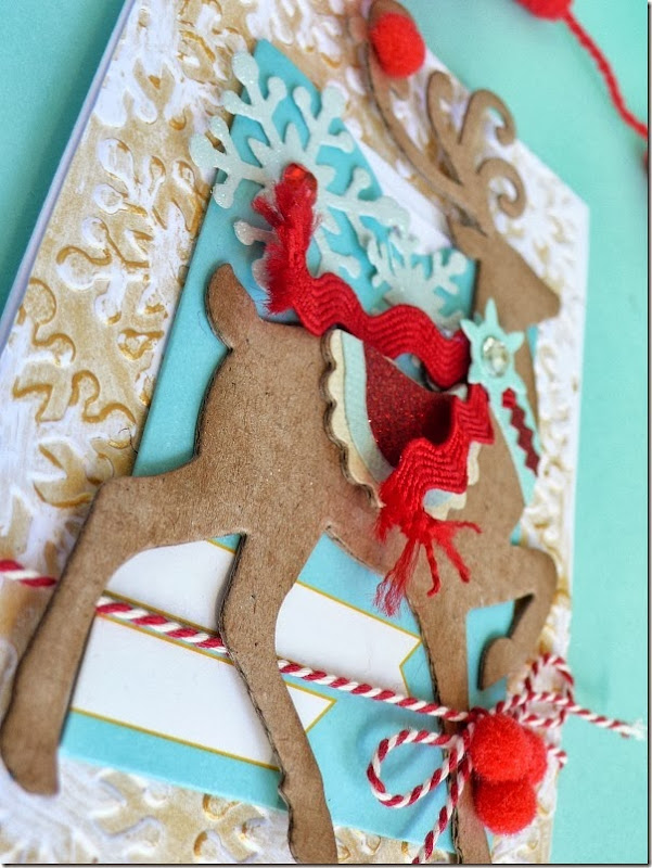 cafe creativo - Anna Drai - sizzix big shot - card christmas (3)