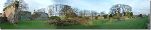 lindores abbey stitched