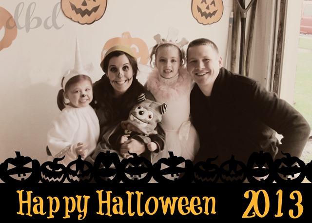 Halloween Family 2013