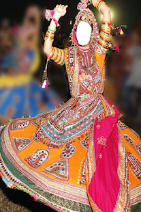 Garba Festival dress Photo - screenshot