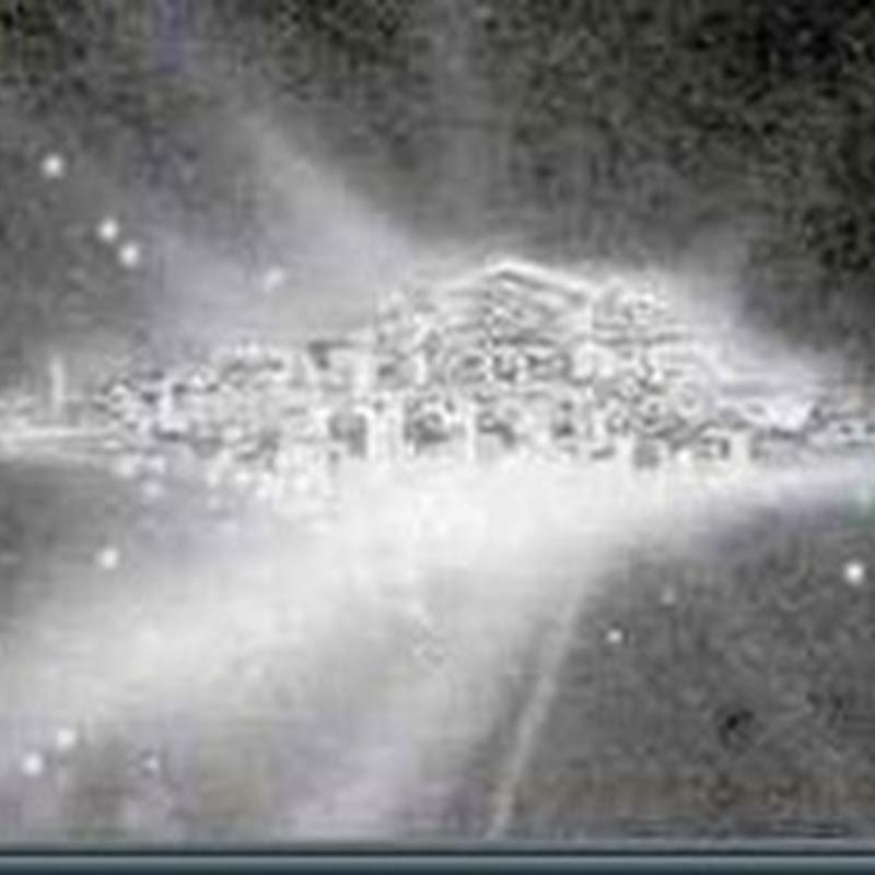 Telescópio Hubble Fotografa Cidade no Espaço?